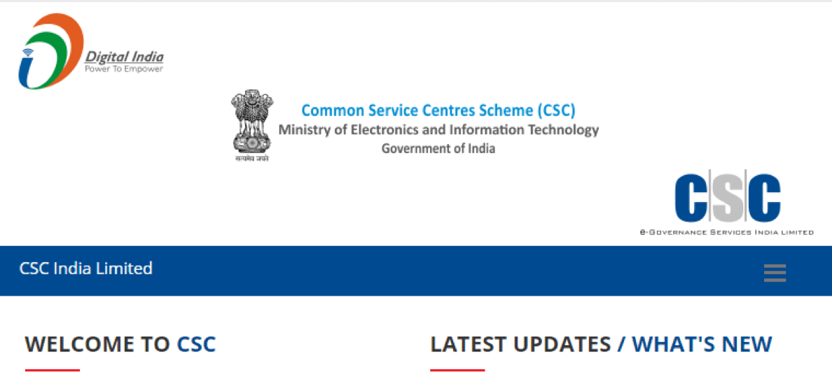 Apna CSC - What Is Common Service Center - How to register on Apna CSC?